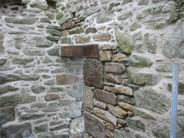 Stonework repairs