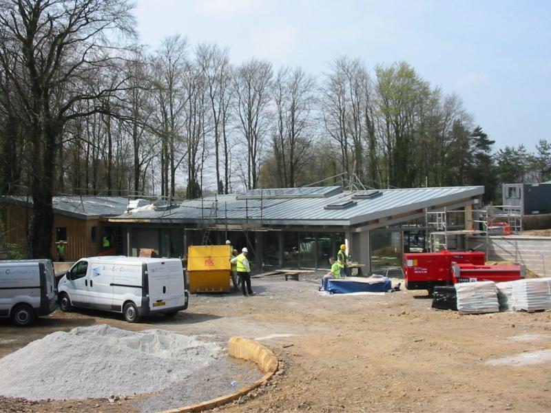 Visitor Centre development