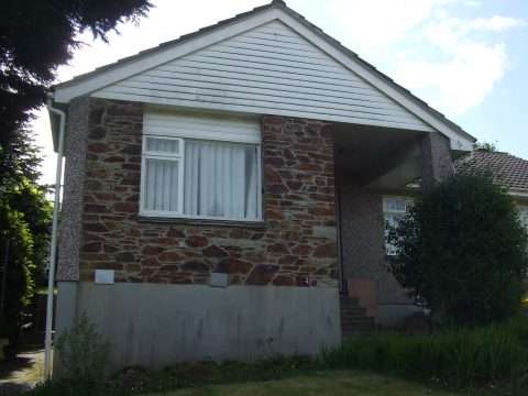 Original bungalow