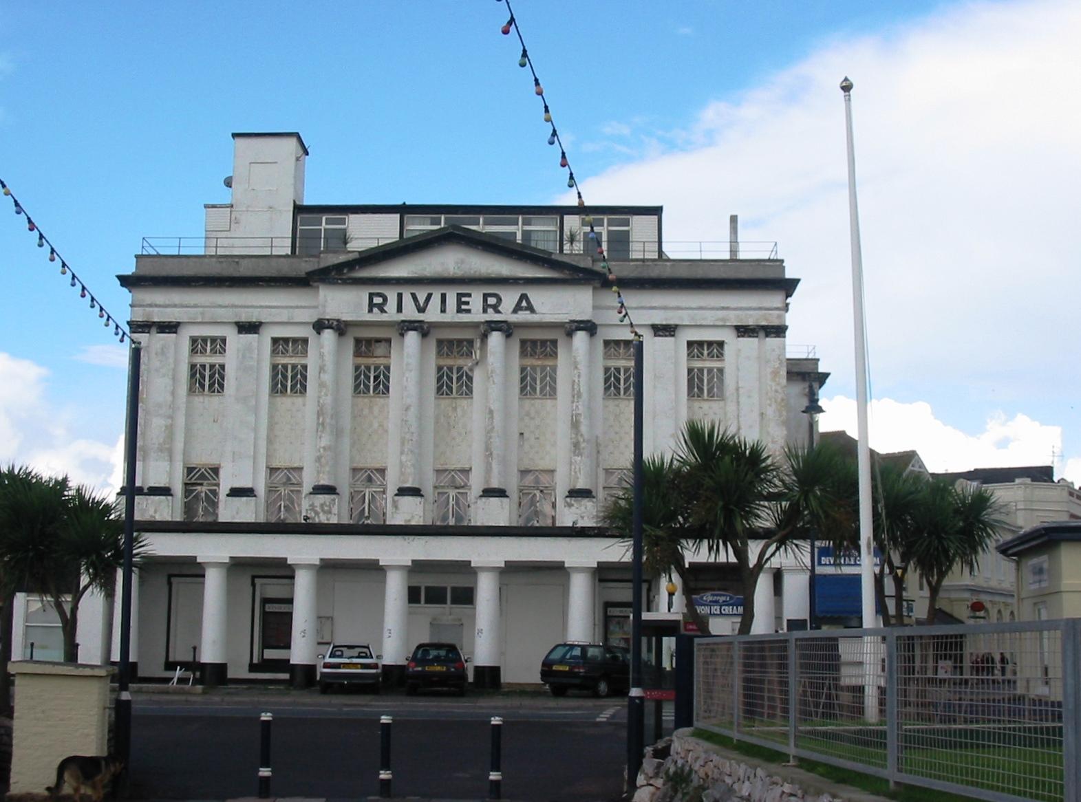 The Riviera Building circa 2005