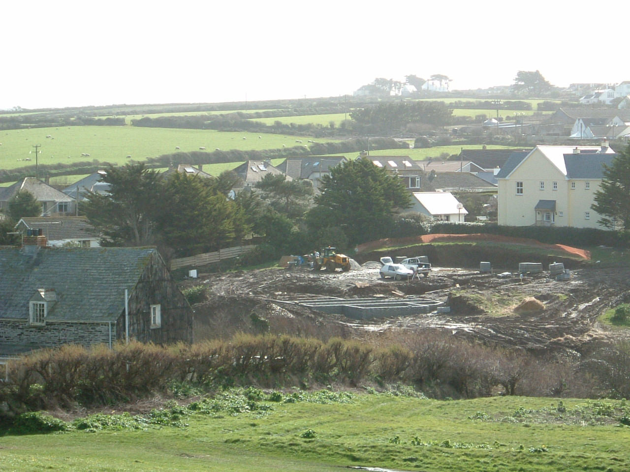 Constructing the foundations
