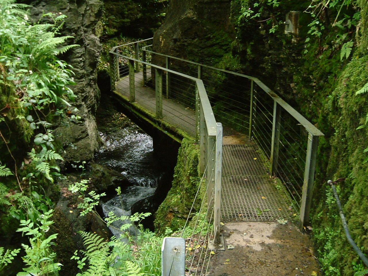 Bridges and Walkways