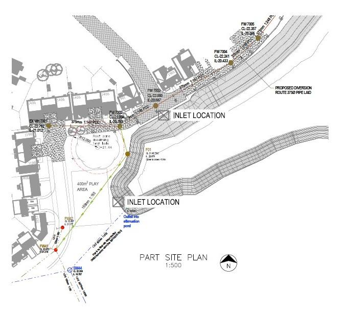 Part Site Plan