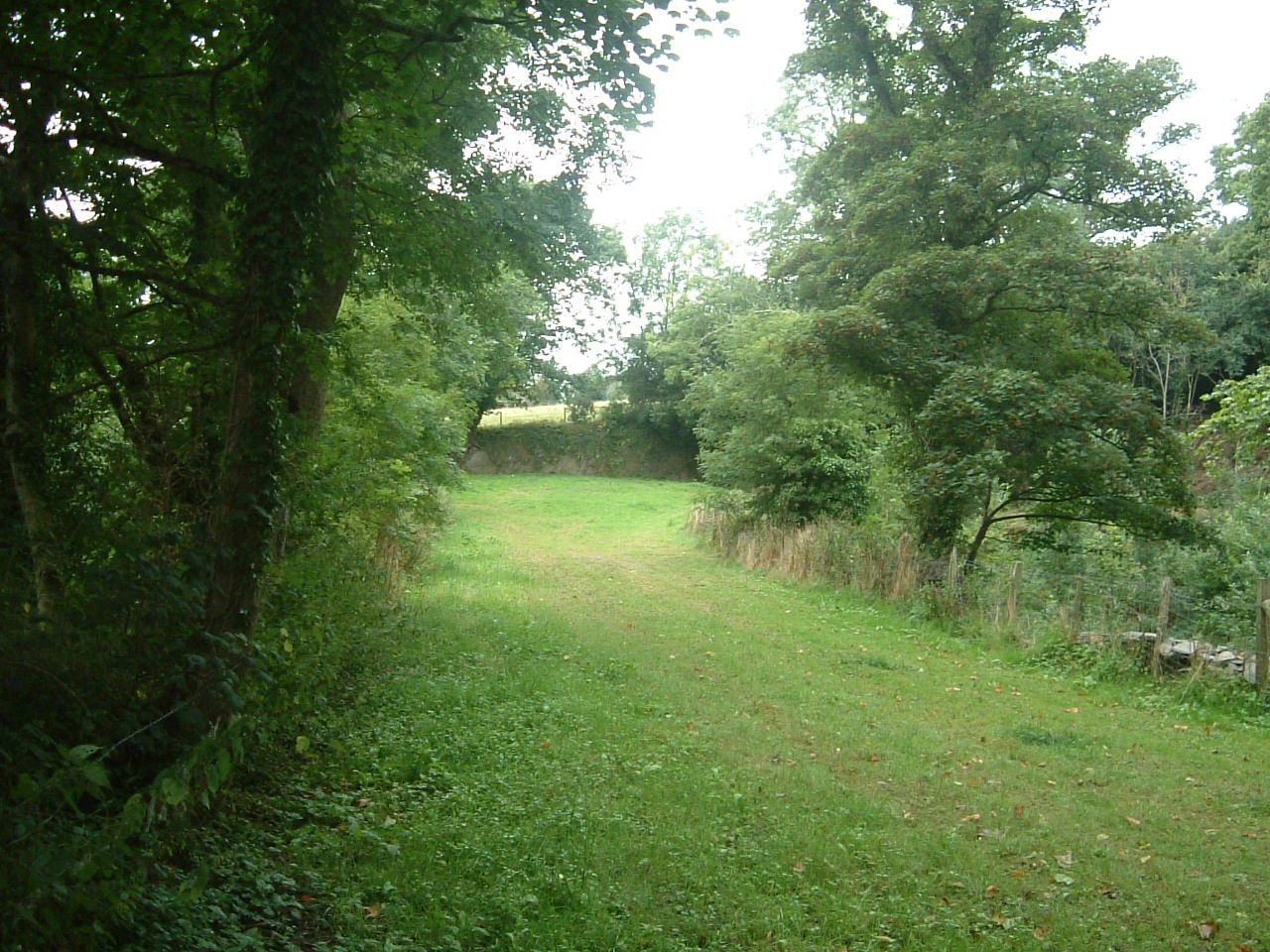 Original embankment