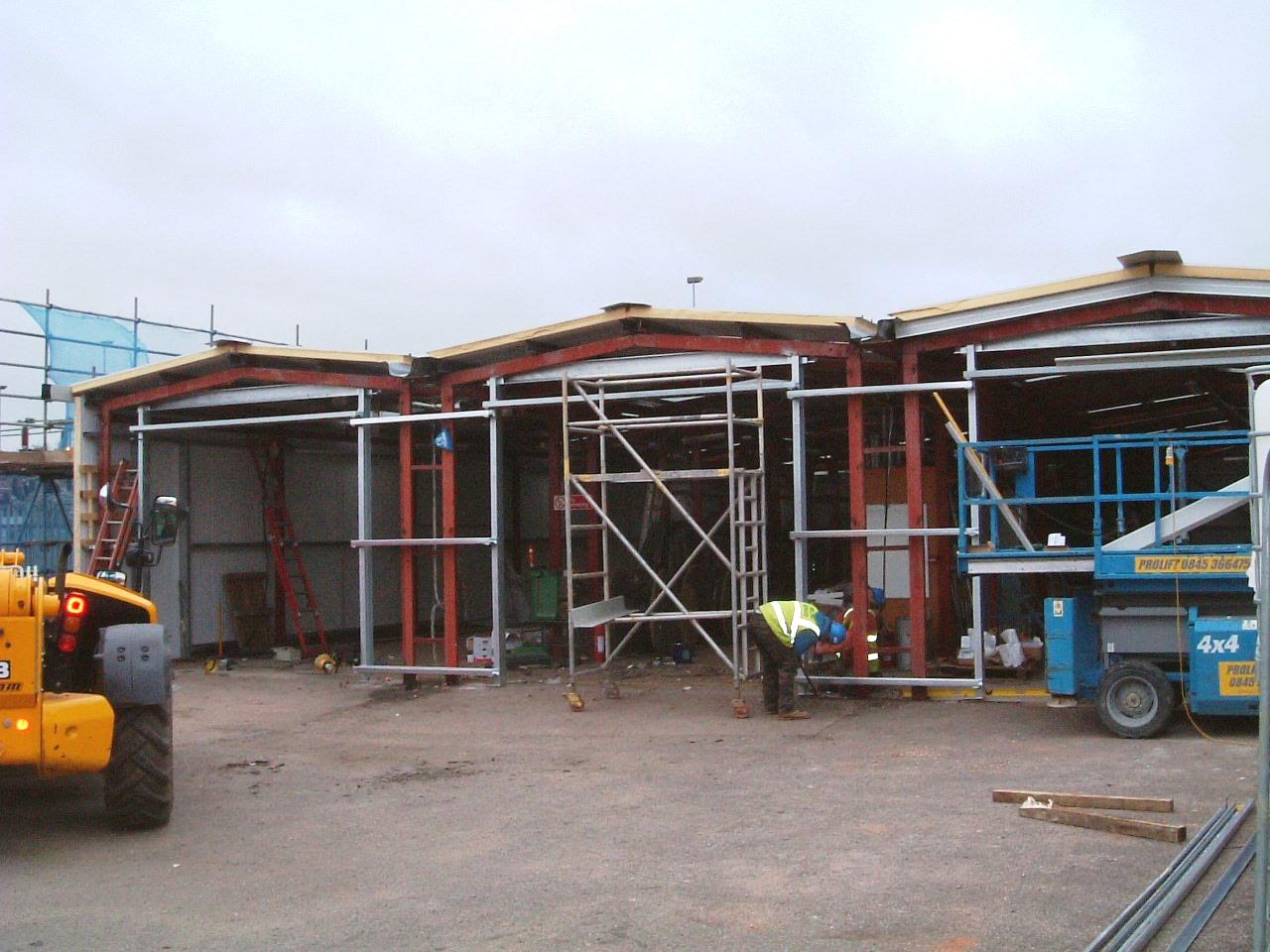 Industrial Unit Renovation